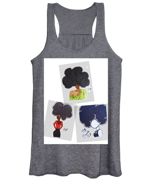 All In One  Women's Tank Top