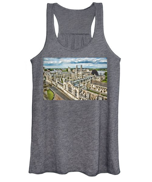 All Souls College - Oxford Women's Tank Top