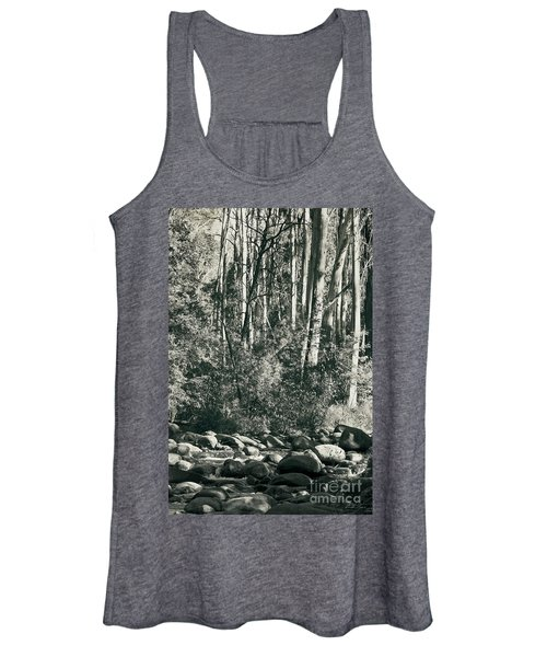 All Was Tranquil Women's Tank Top