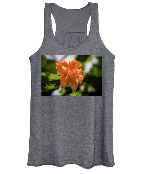 Allan Gardens Orange Women's Tank Top