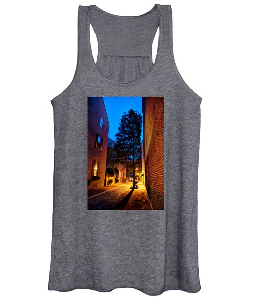 Alleyway Women's Tank Top