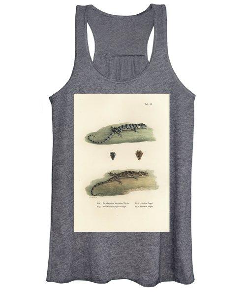 Alligator Lizards Women's Tank Top
