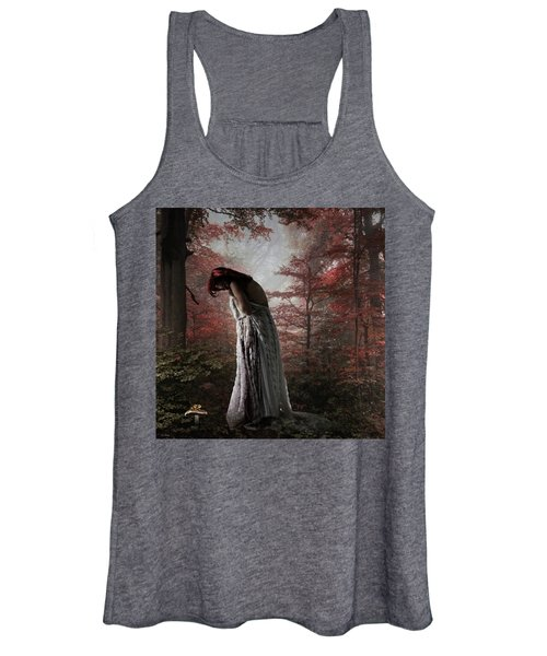 Almost Alone Women's Tank Top