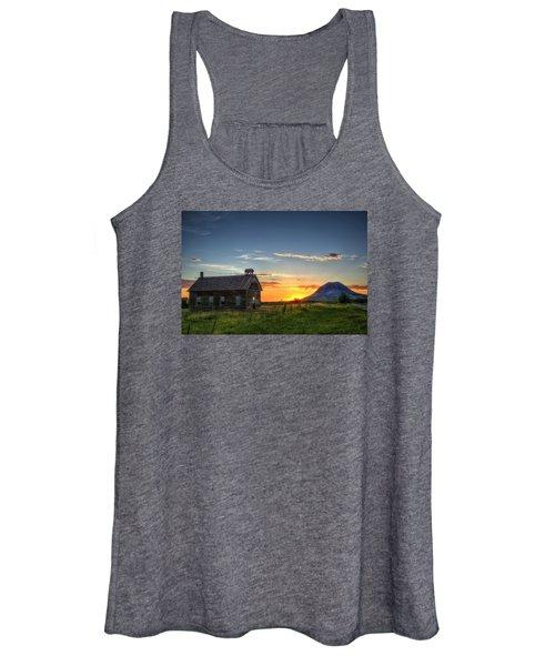 Almost Sunrise Women's Tank Top