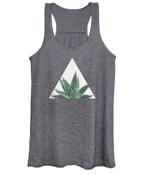 Aloe Tiki Women's Tank Top