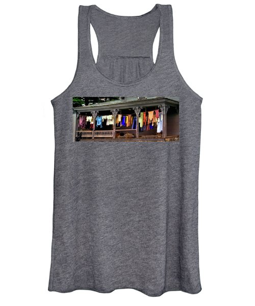 Alton Washday Expressions Women's Tank Top