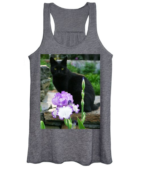 Always There Women's Tank Top