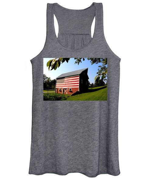 Americana 1 Desoto Kansas Women's Tank Top
