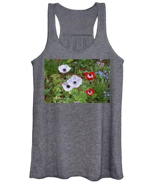American Flowers Women's Tank Top