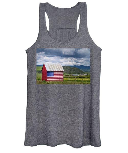 American Landscape Women's Tank Top