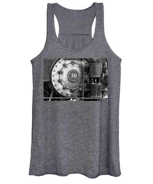 American Locomotive Company #30 Women's Tank Top