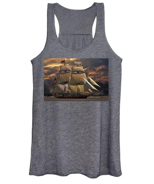 America's Ship Women's Tank Top