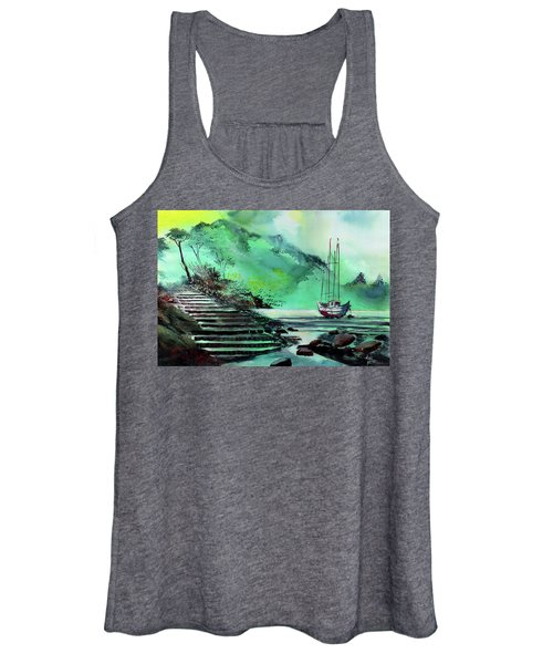 Anchored Women's Tank Top