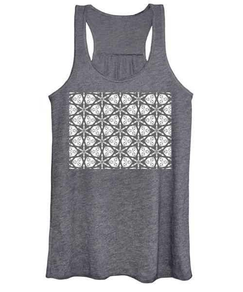 Ancient Carving Women's Tank Top