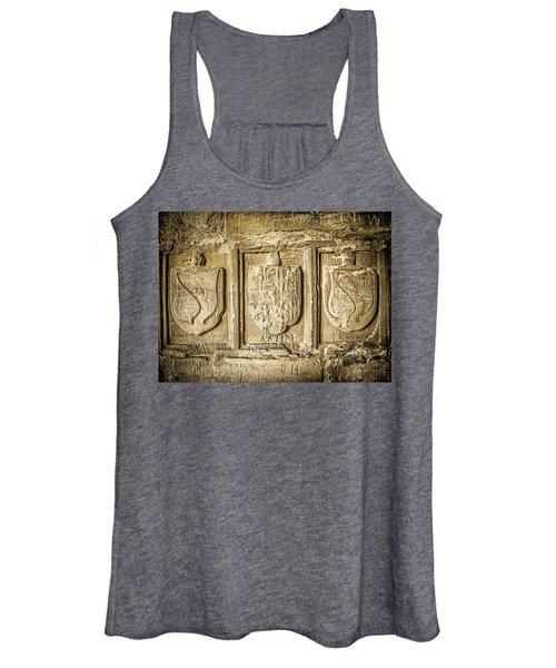 Ancient Carvings Women's Tank Top