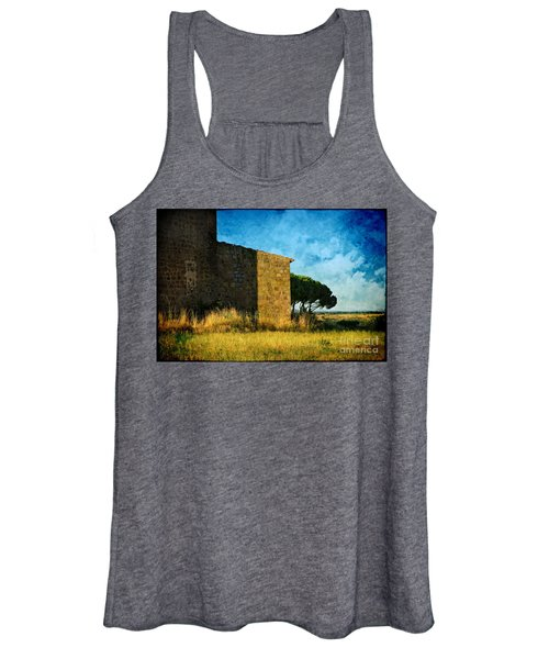 Ancient Church - Italy Women's Tank Top