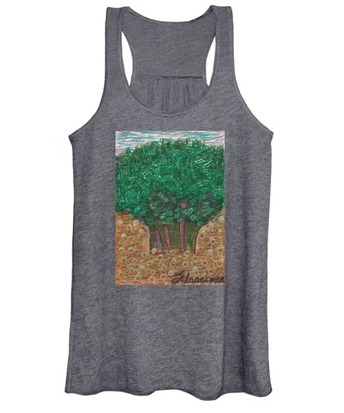 And So It All Began Women's Tank Top
