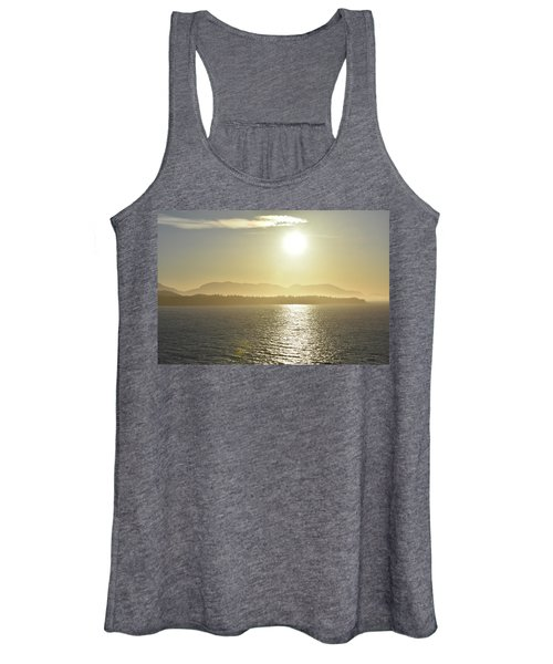 And The Sun Goes Down Women's Tank Top