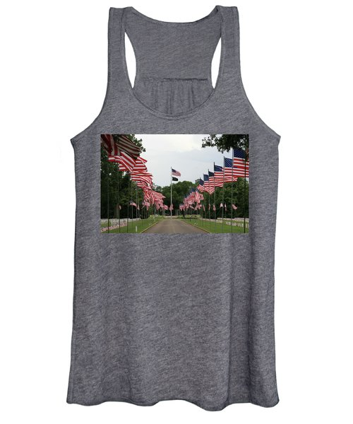 Andersonville National Cemetery Women's Tank Top