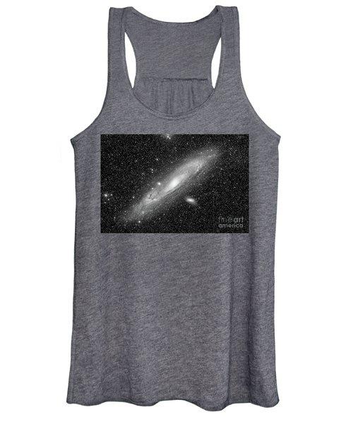Andromeda Galaxy Women's Tank Top