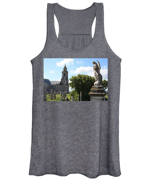 Angel Women's Tank Top