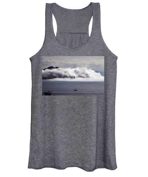Angel Island Fog Women's Tank Top