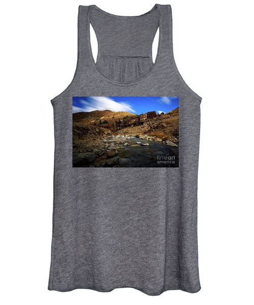Animas Forks Colorado Women's Tank Top