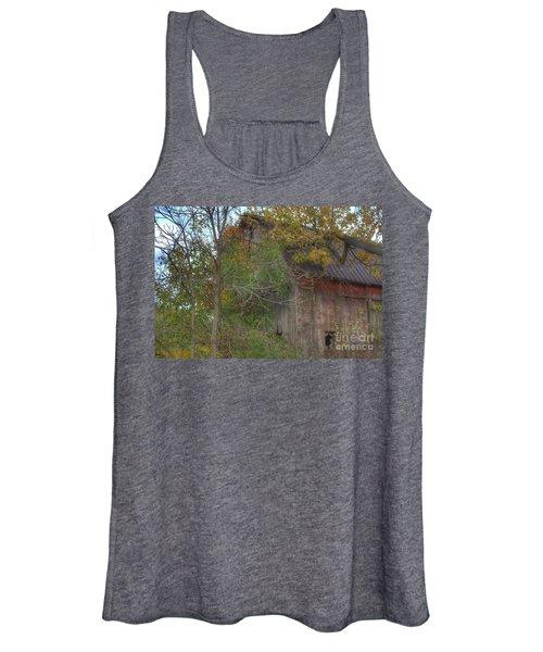 0001 - Annie's Barn I Women's Tank Top