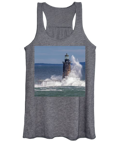 Another Day - Another Wave Women's Tank Top