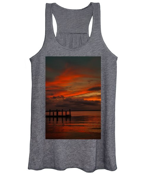 Another Day Is Done Women's Tank Top