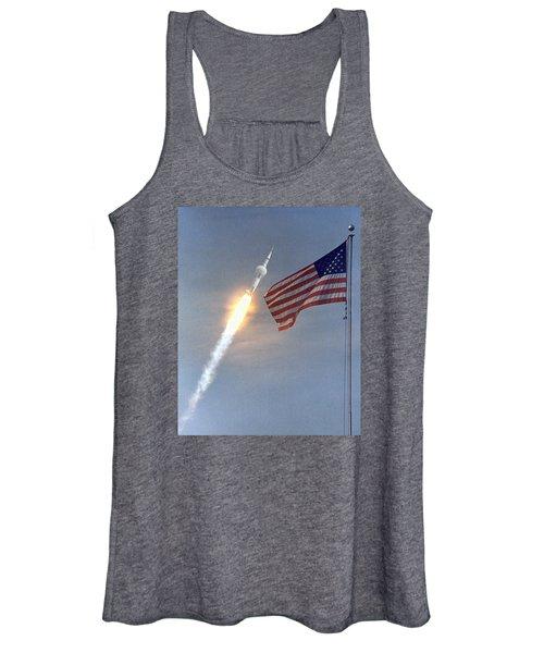 Apollo 11 Launch Women's Tank Top