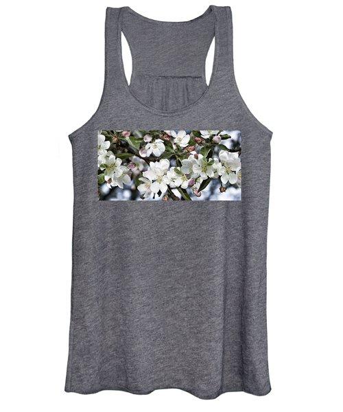 Apple Blossoms Women's Tank Top
