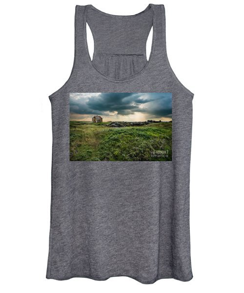 Approaching Forces Women's Tank Top