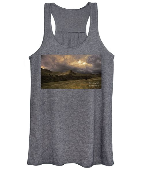 Approaching Storm Women's Tank Top