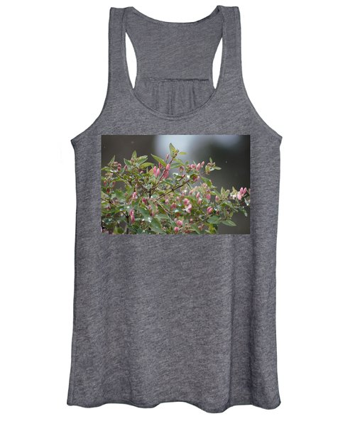 Women's Tank Top featuring the photograph April Showers 10 by Antonio Romero