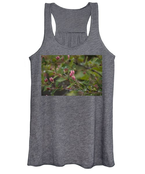 Women's Tank Top featuring the photograph April Showers 2 by Antonio Romero