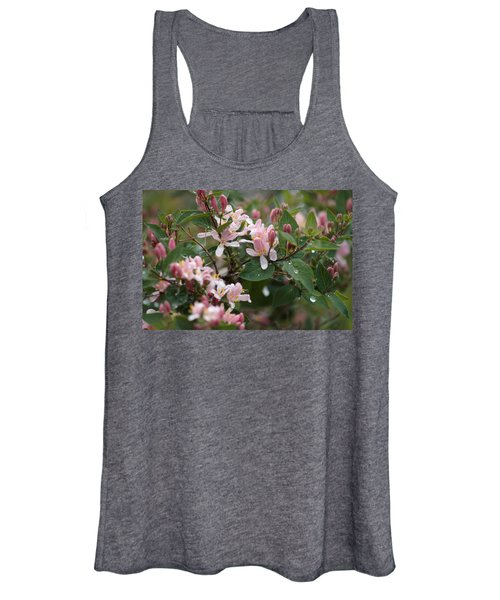 Women's Tank Top featuring the photograph April Showers 8 by Antonio Romero