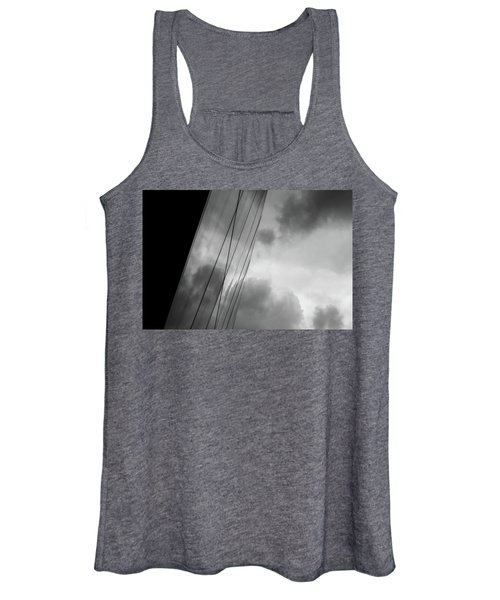 Architecture And Immorality Women's Tank Top