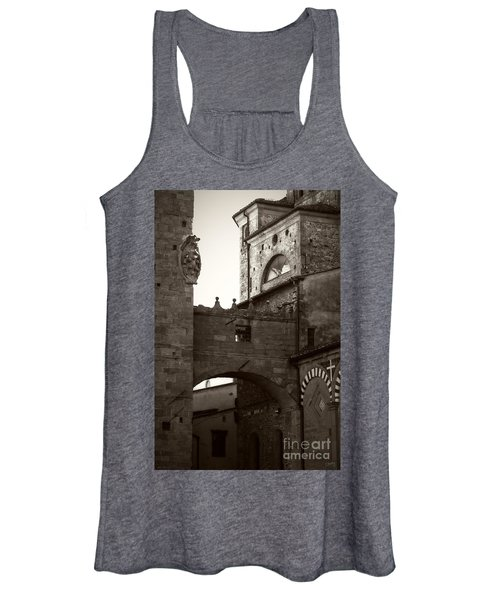 Architecture Of Pistoia Women's Tank Top