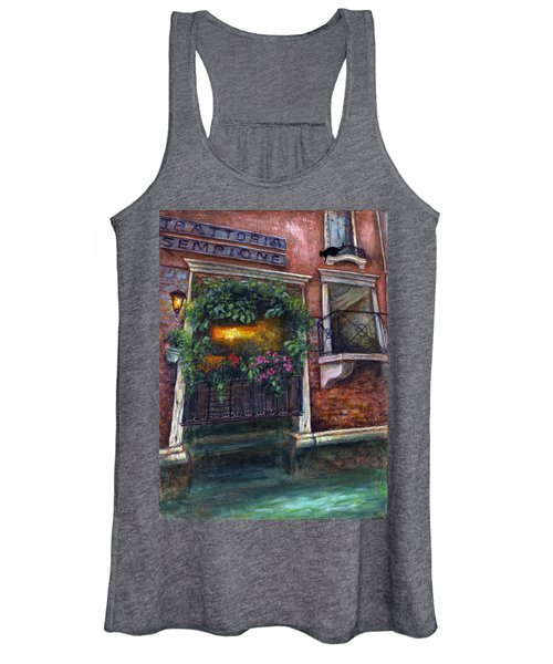 Are You There My Love? Women's Tank Top