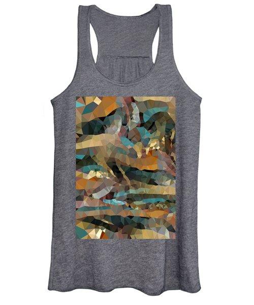Arizona Triangles Women's Tank Top