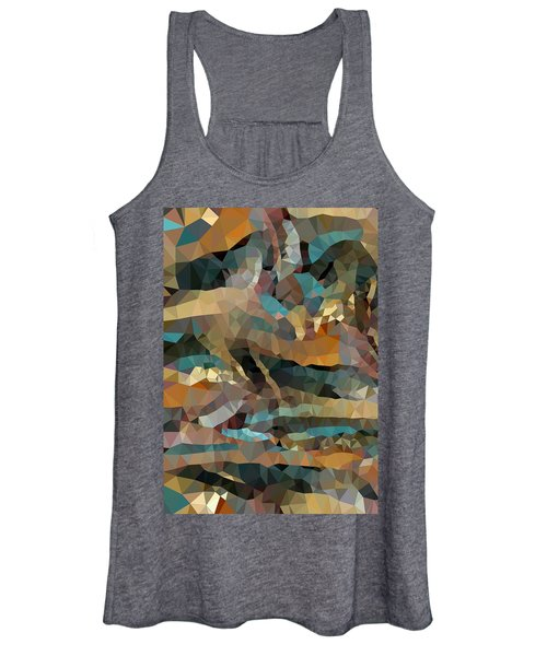 Arizona Triangles Women's Tank Top