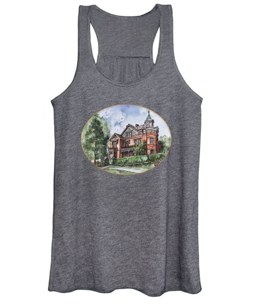 Armstrong Mansion Women's Tank Top