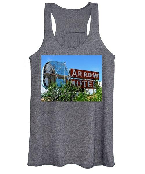 Arrow Motel Women's Tank Top