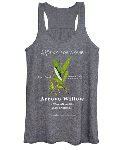 Arroyo Willow - Color Women's Tank Top