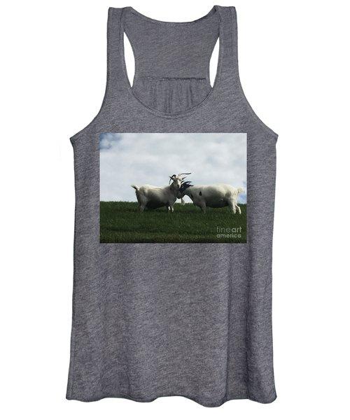 Art Goats I Women's Tank Top
