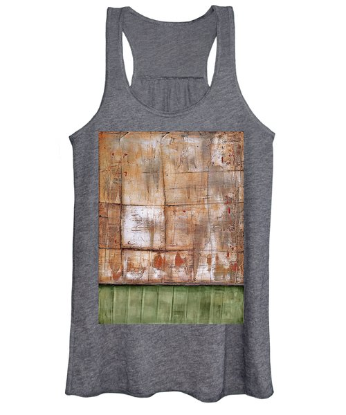 Art Print Abstract 35 Women's Tank Top