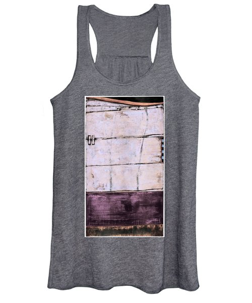 Art Print Abstract 100 Women's Tank Top