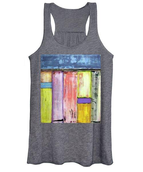 Art Print Abstract 47 Women's Tank Top