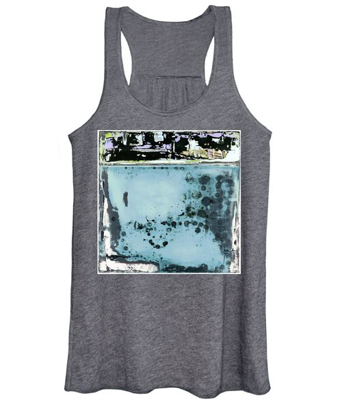 Art Print California 08 Women's Tank Top
